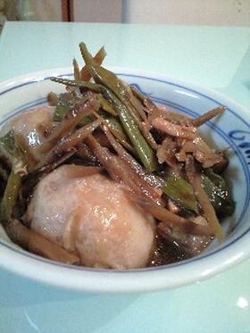 ご飯が進む☆鶏と里芋の煮っころがし