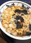 海苔佃煮の玉子スープ(*^^*)