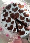 グルテンフリーなイタリアのチョコケーキ