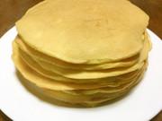 【糖質制限】プロテインパンケーキの写真