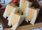 関西風 厚焼き玉子のサンドイッチ