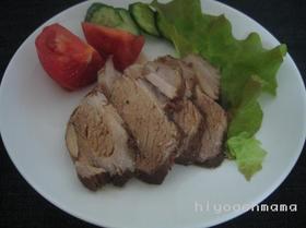 簡単☆豚肉の紅茶煮