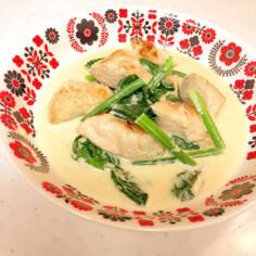 テケトー料理48鶏肉の簡単ホワイトソース