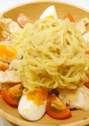 北海道の味★野菜たっぷりラーメンサラダ