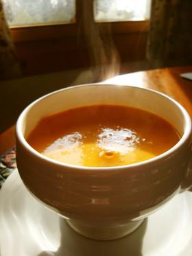 大人の人参スープ