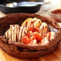 チョコレートダッチベイビー
