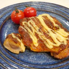 鶏のマヨネーズ焼き
