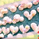 簡単可愛い♪メレンゲクッキーレモンティ味