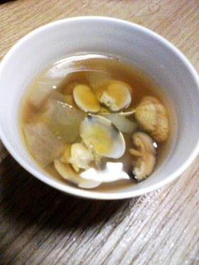 あったか冬瓜スープ