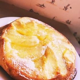 *簡単!HMでアップルシナモンケーキ*