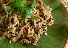 切干とひじきの中華風サラダ