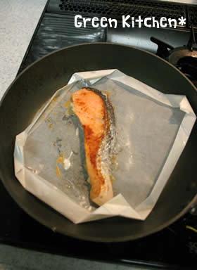 裏技♡後片付け楽な魚の焼き方