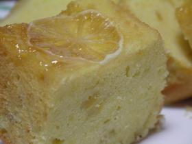レモンマニアが喜ぶレモンケーキ