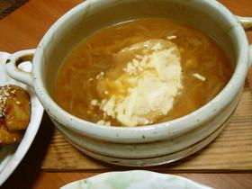 飴色玉ねぎのコツ付 基本のオニオンスープ