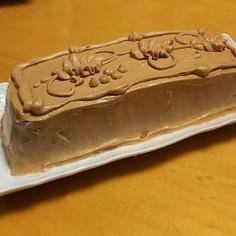 TOPS風チョコケーキ