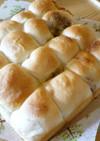 チョコとマーマレードがちょうどいいパン