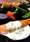 鮭や鶏に合う♫爽やか~グレフルマヨソース