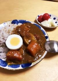 ウマ辛☆スパイスたっぷりチキンカレー