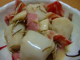 ◎ベーコンと里芋のとろとろ煮◎