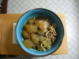 冬瓜の煮物 ( ク ・普 共通 )