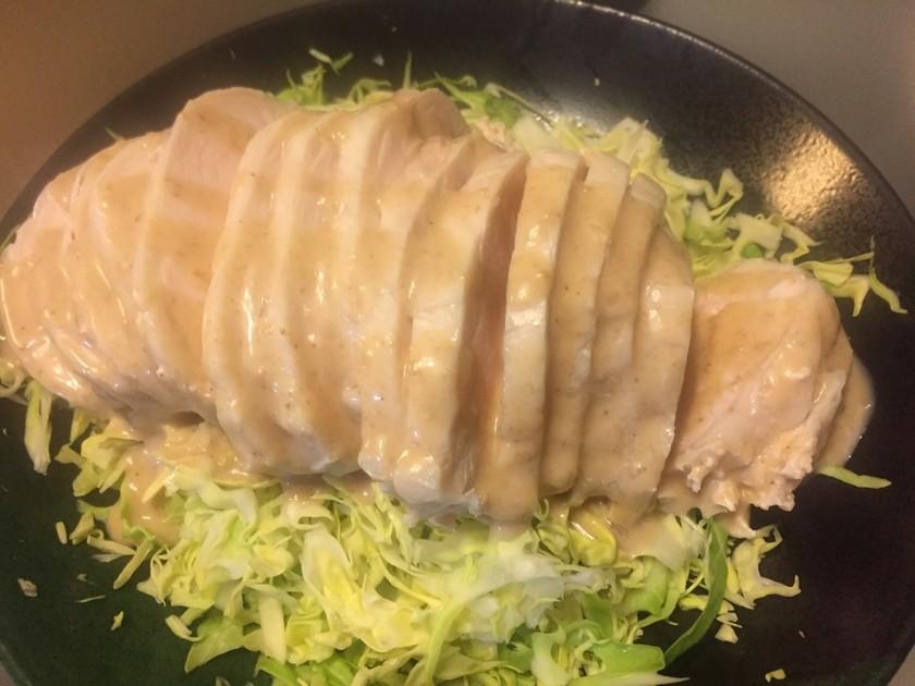 【簡単】鶏ハム★糖質制限やMEC食に