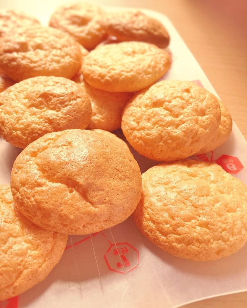 糖質制限◆アーモンドプードルで簡単ブッセ
