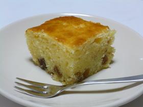 マロンヨーグルトケーキ