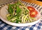 ☆水菜と切り干し大根のサラダ☆
