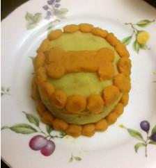 ★犬用お芋ケーキ★