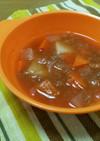 離乳食後期★牛肉と野菜のトマト煮込み