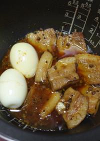 炊飯器で簡単!魯肉飯の素!?