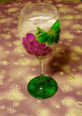 ブルーベリーヨーグルトのジュース