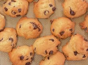 簡単!チョコチップクッキー