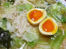 トロットロ~の煮卵♪めんつゆ漬け