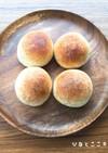 冷蔵発酵で簡単!鎌倉パスタ風バジルパン♡