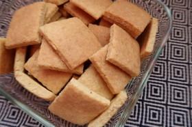 おから&HM&凍み豆腐粉のクッキー