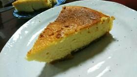 チーズケーキ 簡単!