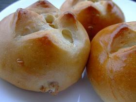 ★くるみパン~クリームチーズin~★