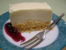 どんどん混ぜて!簡単☆レアチーズケーキ