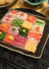 ひな祭り♡パーティにも簡単モザイク寿司