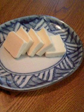 落ち武者豆腐