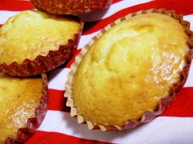 マドレーヌな♡♥チーズケーキ