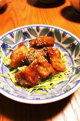 豚バラ肉の甘辛煮