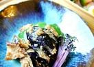 揚げ茄子の胡麻味噌和え☺常備菜にも