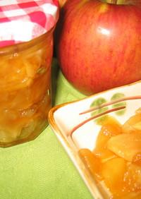ル・クルーゼで☆砂糖不使用・りんごジャム