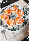 ひな祭りにオススメ☆プチケーキ寿司