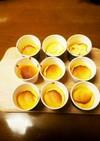 80㌍⚫糖質オフ⚫紙コップでスフレチーズ