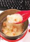 朝時短!スープジャーで野菜チーズリゾット