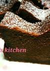 超簡単♪濃厚生チョコケーキ♡