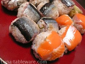 簡単豪華寿司